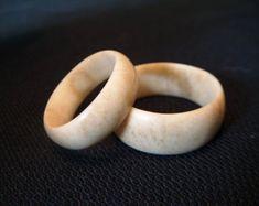 Super Sale Elk Antler Ring by PureOutdoorCreations on Etsy