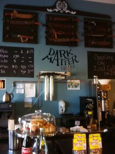 Dark Matter Coffee 738 N. Western Ave Chicago Soul of A Coffee Bean project