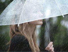 Transparent Umbrella, Clear Umbrella, Rain Umbrella, Under My Umbrella, Rainy Day Photography, Umbrella Photography, Light Photography, Autumn Rain, Autumn Leaves