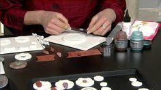 Video: Jewel School: Barbara McGuire Ultra Light Sculpey 1 of 4 #Polymer #Clay #Tutorials