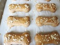 Barefoot Contessa - Recipes - Whole Wheat & Peanut Butter Dog Biscuits...clearly this isn't the exactly right place to pin this, but all my other recipes are here, and I am not making a special dog board - they're spoiled enough already!