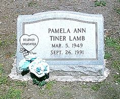 TINER / LAMB___Pamela Ann Tiner Lamb (1949-1991)