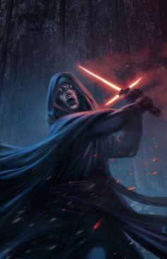 Star Wars : The Force Awakens – Fan Art