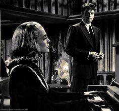 Lizabeth Scott and Burt Lancaster in I Walk Alone, 1948