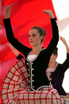 Highland Dancer ~ Bute Highland Games 2010