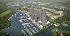 How About a Marina-and-Skyscraper Complex off Kingwood's Woodland Hills Dr. Houston Real Estate, Woodland Hills, Acre, Herons, Skyscraper, City Photo, Pictures, Gallery, Photos