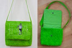 Fußballtasche by Gabrielles Atelier