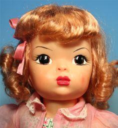 Terri Lee dolls in the 1950's....still have mine!
