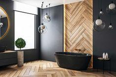 #lakberendezes #otthon #otthondekor #homedecor #homedesign #furnishings #design #furnishingideas #housedesign #decor #decoration #interiordesign #interiordecor #interiores #interiordesignideas #interiorarchitecture #interiordecorating #homedecoration #homedecorationideas #homedecorideas #monochromedesign #monochromelivingroom #monochromebedroom #monochromeinterior #monochromehome #monochromekitchen #blackandwhitedecor #blackandwhiteinterior Modern Bathrooms Interior, Modern Bathroom Design, Bathroom Interior Design, Modern Design, Bathroom Designs, Bathroom Ideas, Bathroom Renovations Sydney, Southern Living Homes, Escape Plan