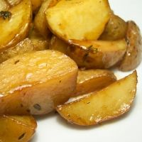 Teriyaki Potatoes Recipe (Microwave recipe)