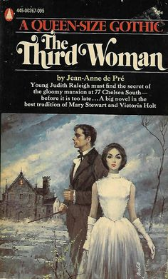 The Third Woman - Fantasy Book Zombie Silhouette, Gothic Books, Fantasy Books To Read, Pulp Fiction Book, Nature Music, Horror Books, Romantic Pictures, Vintage Gothic, Gothic Horror