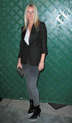 Gwyneth Paltrow, Kristen Stewart get edgy at My Valentine premiere bash