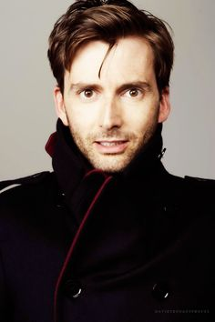 David Tennant - I might have pinned this before, but I think I need to paint this in the ceiling above my bed.
