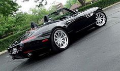 BMW Z8 - Henrik Fisker's beautiful design