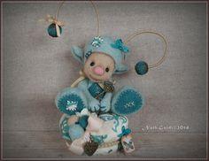 2013, Needle Felting, Whimsical, Creations, Christmas Ornaments, Holiday Decor, Home Decor, Felting, Decoration Home