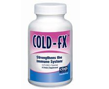 Cold-fX 200mg 150 Capsules!! - Strengthens Immune System - 1