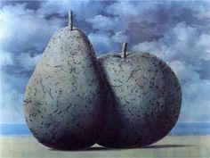 Memory of a Voyage - René Magritte - technically a master yet personally he isn't my favorite artist - still this work is stunning!