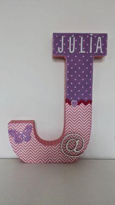 Scrap ble: J de Júlia