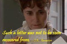 Persuasion letter