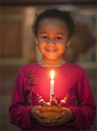 what is christingle?