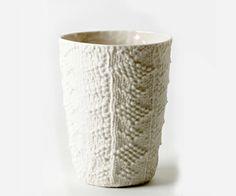 Porcelain Textured Cup