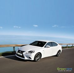 Voiture à louer, Nice, Greenrent. Lexus IS300 Hybrid