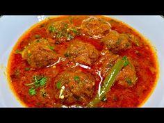 टेस्टी लौकी कोफ्ता बनाने की बहुत ही आसान रेसिपी  Lauki Kofta recipe in Hindi Dudhi Kofta recipe - YouTube Veg Recipes, Curry Recipes, Indian Food Recipes, Vegetarian Recipes, Cooking Recipes, Recipies, Snack Recipes, Indian Vegetarian Dishes, Indian Dishes