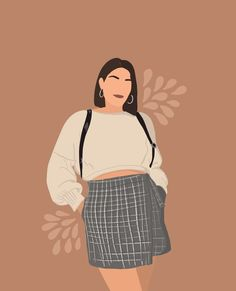 Discover recipes, home ideas, style inspiration and other ideas to try. People Illustration, Portrait Illustration, Illustration Girl, Illustration Fashion, Fantasy Illustration, Fashion Illustrations, Illustration Styles, Sara Anderson, Cover Wattpad