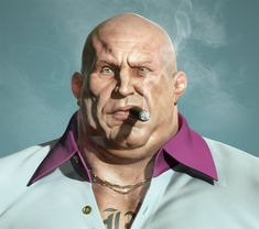 ArtStation - kingpin, Georgi Georgiev