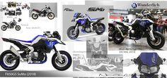 SuMo by Wunderlich Sumo, Trends, Scrambler, Motorcycle, Design, Saddle Bags, Motorcycles, Motorbikes