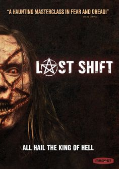 All Hail Our Exclusive Last Shift Artwork Premiere - Dread Central