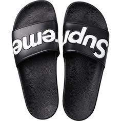 Supreme Sandals... SOLD OUT :(