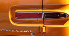 '63 Chevrolet Corvair Greenbrier Van