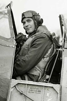 Adolph Gysbert Malan, DSO & Bar, DFC & Bar (24 Mar 1910 – 17 Sep 1963), better known as 'Sailor' Malan, was a famed South African WW II RAF fighter pilot who led No. 74 Sqdn RAF during the height of the Battle of Britain. Malan was known for sending German bomber pilots home with dead crews as a warning to other Luftwaffe crews. Under his leadership No. 74 became one of the RAF's best units. Malan scored 27 kills, seven shared destroyed, three probably destroyed and 16 damaged.:
