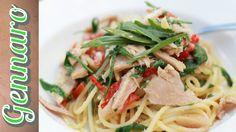 Simple Tuna Spaghetti in Amalfi | Gennaro Contaldo
