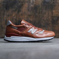 """New Balance - 998 Made in USA """"Age of Exploration"""""""