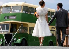 Vintage Bus Hire | Wedding Bus & Photos | Special Occasions | Double Decker | Newport | Cardiff | Cwmbran | Chepstow | Monmouthshire | Gwent | South Wales