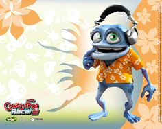 See Crazy Frog Pictures Photo Shoots And Listen Online To The Latest Music