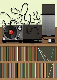 Image of Listening at Home - more Stanley Chow