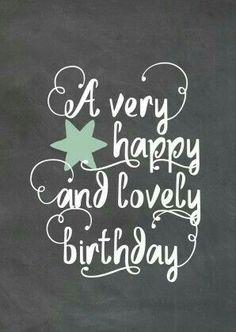 #Birthday #HappyBirthday