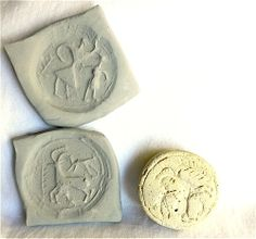 Along the Amu Darya: Mythical Figures on Bactrian Amulet from Ancient Times