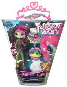 Novi Stars doll