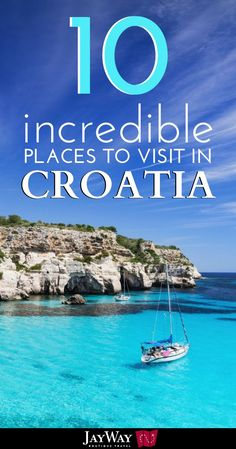 Croatia is a country with so much to see and do, and choosing our top 10 places to see in Croatia wasn't easy, but here we are! Check out our top 10 Croatia attractions and the best things to do in Croatia from North to South. On this list you'll obviously find some super famous places such as Dubrovnik and Plitvice Lakes, but some of the other places to visit in Croatia are definitely off the beaten path. Discover them! #croatia #top10 #balkans #plitvice #dubrovnik #europetravel Croatia Itinerary, Croatia Travel Guide, Europe Destinations, Europe Travel Tips, Travel Info, Travel Pics, Vacation Travel, Travel Deals, Instagram Inspiration
