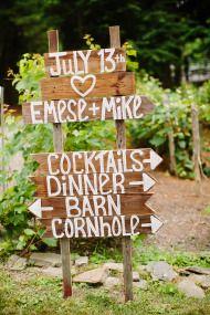 Colin Cowie Wedding in Buttermilk Falls – Style Me Pretty