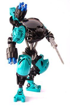 by ~Felix-El-Gato on deviantART Lego mech Robot Lego, Lego Bots, Lego War, Lego Mechs, Lego Bionicle, Legos, Lego Dragon, Lego Pictures, Amazing Lego Creations
