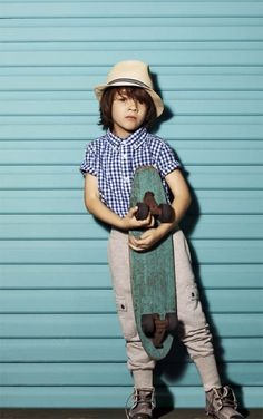 Mini boy fashion and glisse. My boy wanted a trilby this year and I wasn't so sure but now...i like!