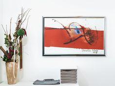 Kunst und Heizung zugleich - mit artWarming von easyTherm Flat Screen, Art, Ideas, Blood Plasma