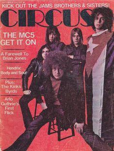 MC5  circus magazine