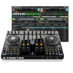 NATIVE INSTRUMENTS TRAKTOR KONTROL S4, http://www.amazon.co.jp/dp/B0041GJRNA/ref=cm_sw_r_pi_awdl_GYGwub133HR5T