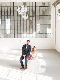 Modern & sophisticated wedding ideas